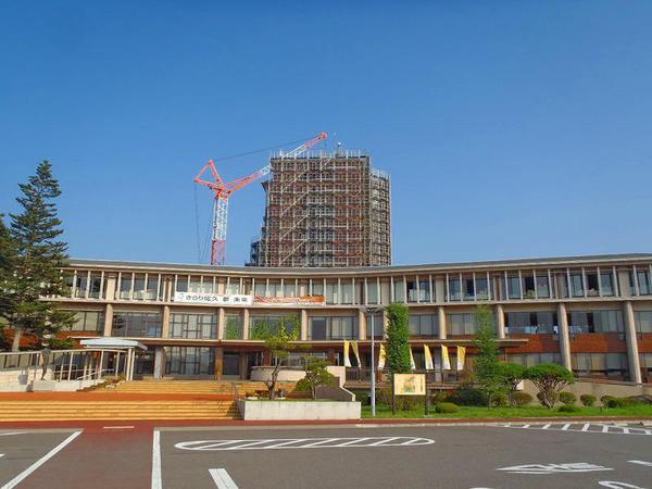 平成26年度佐久市本庁舎(高層棟)耐震改修工事
